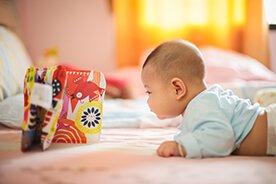 Pierwsza książka dla maluszka