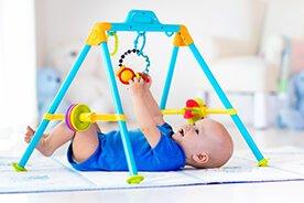Przegląd mat edukacyjnych dla niemowląt