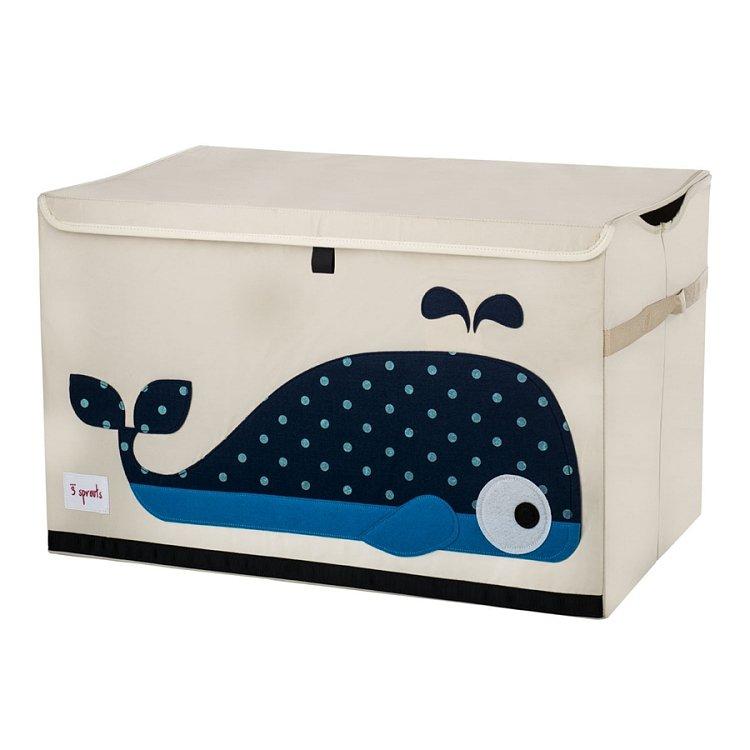 3 Sprouts, Wieloryb, pudełko zamykane