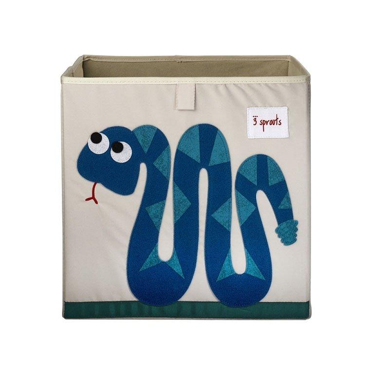 3 Sprouts, Wąż, pudełko na zabawki