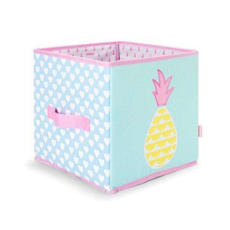 Penny Scallan, pudło do przechowywania, miętowe ananasy
