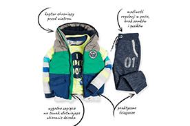Jak ubrać dziecko na wiosenny spacer?