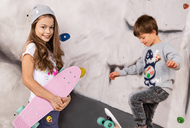 Aktywnie spędzamy czas – sportowe stylizacje dla chłopców i dziewczynek
