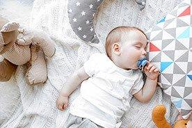 Gadżety, które pomogą dziecku zasnąć