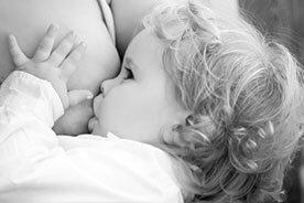 Jak odzwyczaić dziecko od karmienia piersią