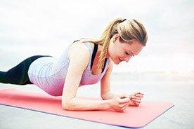 Ćwiczenia dla ciężarnych - czy można ćwiczyć w ciąży?