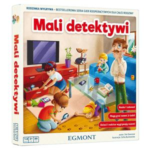 Egmont, Mali detektywi, gra familijna