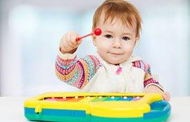 Muzyczna edukacja malucha - rola muzyki w rozwoju dziecka