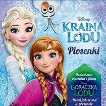 Kraina Lodu. Piosenki. CD