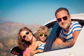 Długa podróż samochodem z dzieckiem - jak przygotować dziecko do podróży?