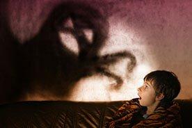 Dziecięce koszmary i lęki nocne