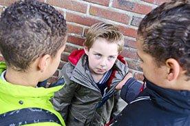 Przemoc w szkole – dzieci pod okiem kamer monitoringu