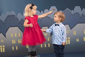 Strój na Wigilię dla dziecka: 6 gustownych propozycji dla chłopca i dziewczynki