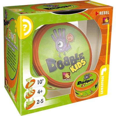 Gra zręcznościowa Rebel, Dobble Kids