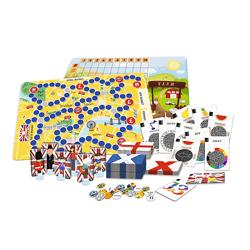 Trefl, English, Play and Learn, gra edukacyjna