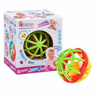 BamBam, Gumowa kula, zabawka niemowlęca