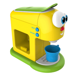 Silly sam, Zabawka interaktywna, Ekspres do kawy