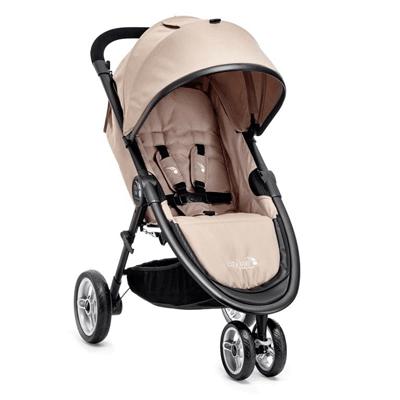 Baby Jogger, Lite, wózek spacerowy, Tan