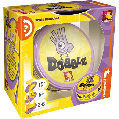 Gra zręcznościowa Rebel, Dobble