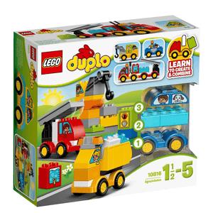 LEGO DUPLO, Moje pierwsze pojazdy, 10816