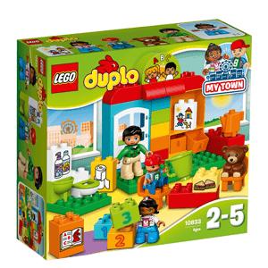 LEGO DUPLO, Przedszkole, 10833