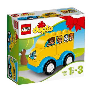 LEGO DUPLO, Mój pierwszy autobus, 10851
