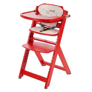 Timba, krzesełko do karmienia, Red Line
