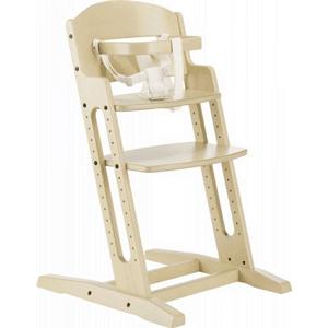 Baby Dan, DanChair, krzesełko do karmienia, bielone
