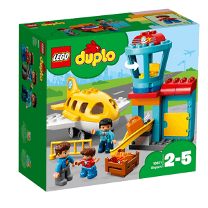 LEGO DUPLO, Lotnisko, 10871