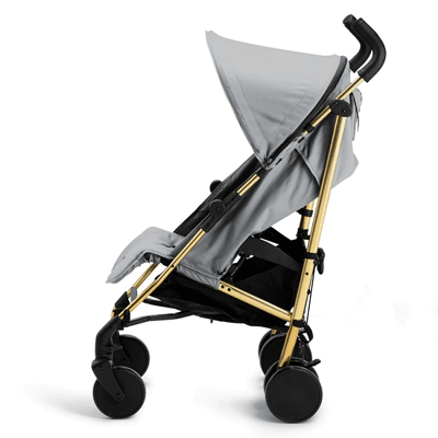Elodie Details, Stockholm Stroller 3.0, wózek spacerowy, Golden grey