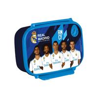 Real Madryt, lunchbox, 18x12x6 cm