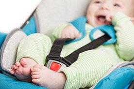 Fotelik samochodowy dla noworodka