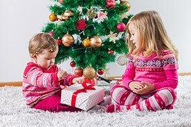 Idealny prezent od Mikołaja dla młodszych dzieci