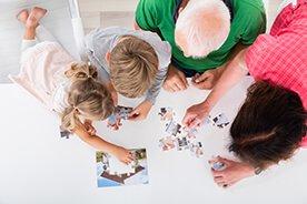 Puzzle dla dzieci - Jakie korzyści niesie za sobą układanie puzzli