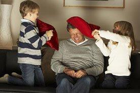 Kilka sprawdzonych pomysłów na rodzinne wieczory z maluchami