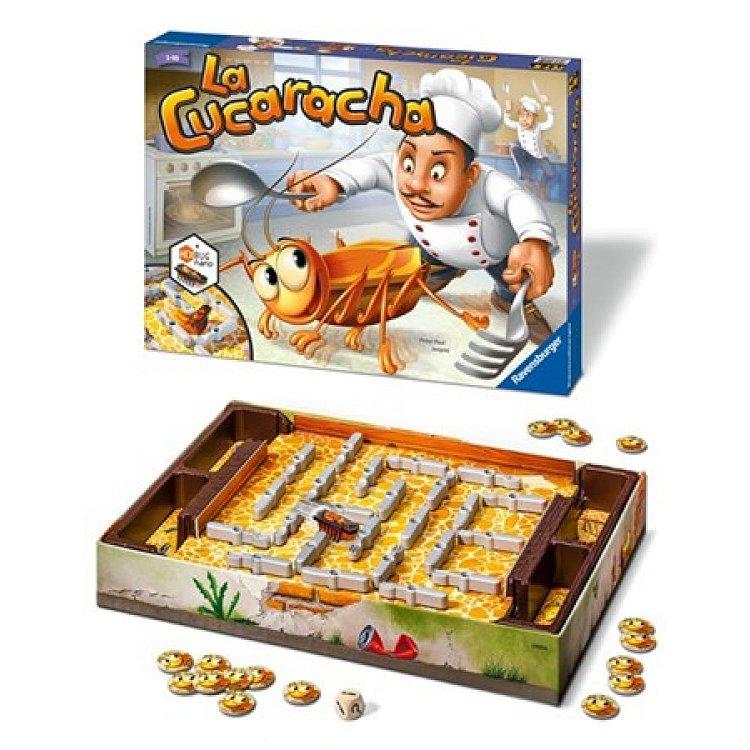 Ravensburger, La Cucaracha, gra zręcznościowa