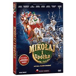Mikołaj i Spółka. DVD