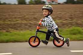 Pierwszy rower dla malucha – jaki wybrać?