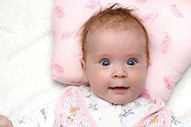 Poduszka motylek, czyli przegląd poduszek antywstrząsowych dla dzieci
