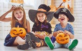 Pomysły na kreatywne zabawy dla dzieci na Halloween