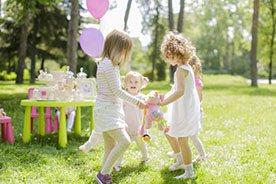 Zabawy na kinderbal - Jak przygotować kinderbal dla dzieci?