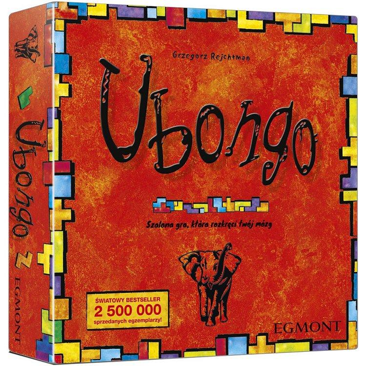 Egmont, Ubongo, gra planszowa