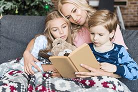 Bajki o świętach: 15 niesamowitych opowieści do czytania, słuchania i oglądania