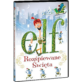 Elf: Rozśpiewane święta. DVD