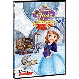Jej Wysokość Zosia: Święta w Czarlandii. DVD