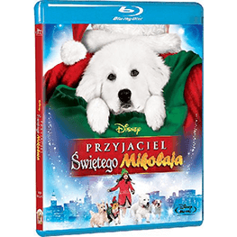 Przyjaciel świętego Mikołaja. Blu-Ray
