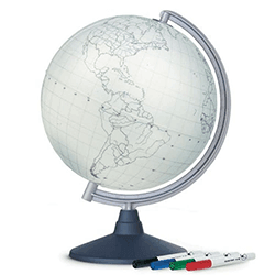 Blank, globus, 30 cm
