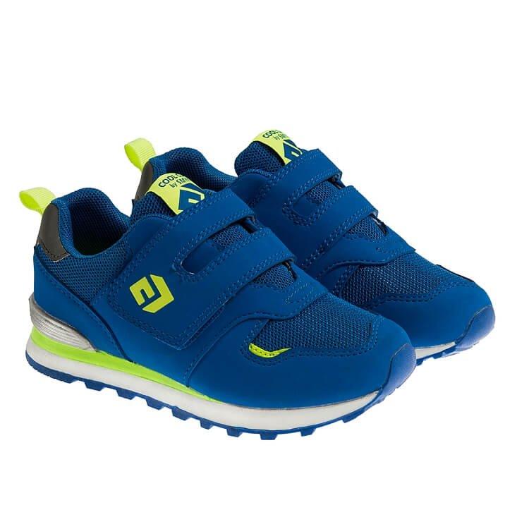 Cool Club, Buty sportowe chłopięce, niebieskie