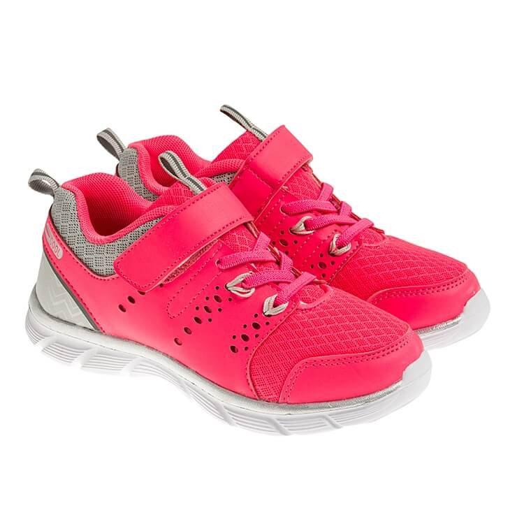 Cool Club, Buty sportowe dziewczęce, neonowy różowy