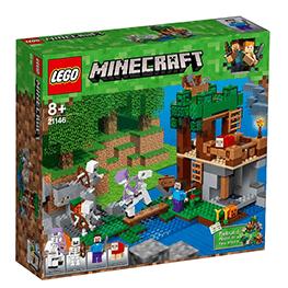 LEGO Minecraft, Atak szkieletów, 21146